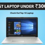 Best Laptop under 30000 in India