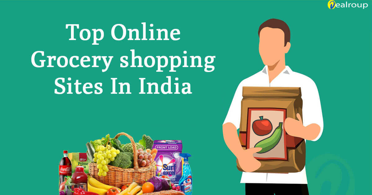 Online Grocery shopping Sites In India