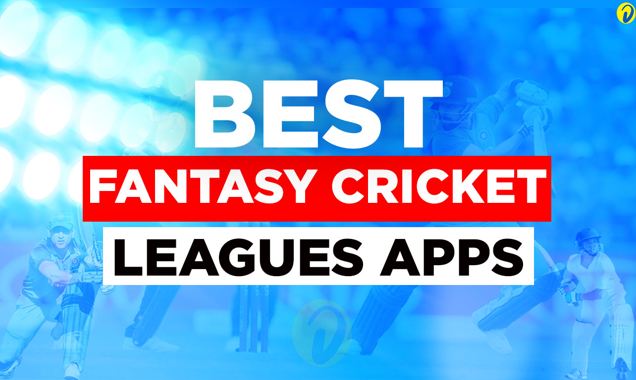 Best Fantasy Cricket Apps