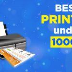 Best printer under 10000 in India