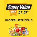 Amazon Super Value Day September Sale Offers: 1st – 7th September 2021
