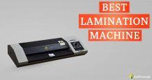 Best Lamination Machines in India