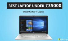 Best Laptop under 35000 in India