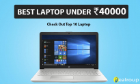 Best Laptop under 40000 in India
