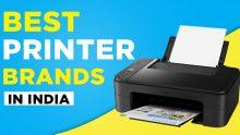 Best Printer Brands in India