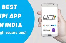 Best UPI app in India 2021