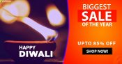 Diwali offers & Sales