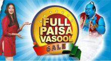 Jiomart Full Paisa Vasool Sale: UPTO 50% OFF + Extra 10% Cashback using SBI Cards