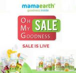 Mamaearth OMG Sale : BUY 1 GET 1 FREE