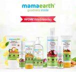 Mamaearth Wow Wednesday